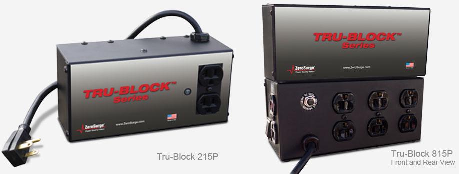 Tru-Block Plug-in Models